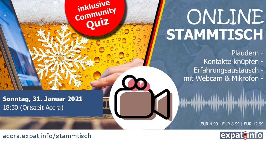 Deutscher Stammtisch Accra