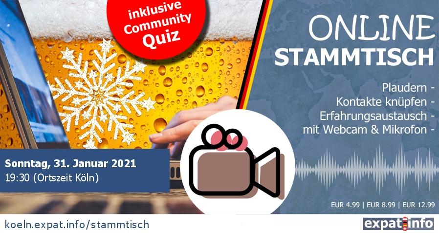 Deutscher Stammtisch Köln