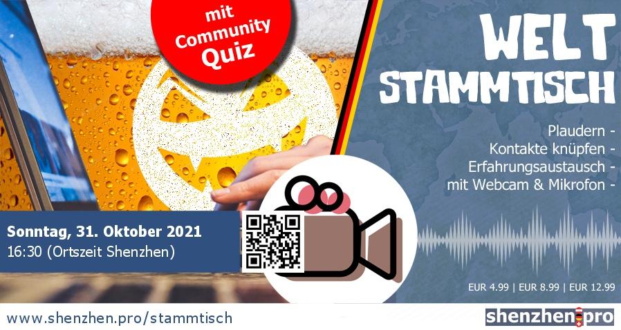 Deutscher Stammtisch Shenzhen