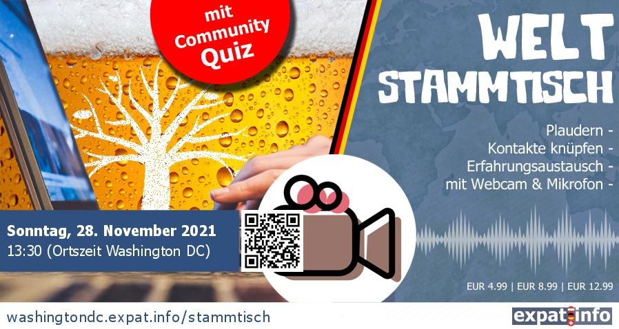 Deutscher Stammtisch Washington DC